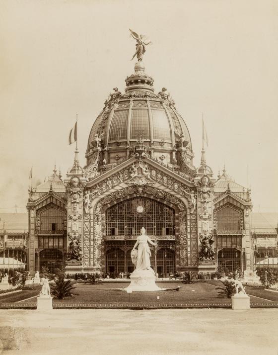 Dome Central, Pariisin maailmannäyttely 1889