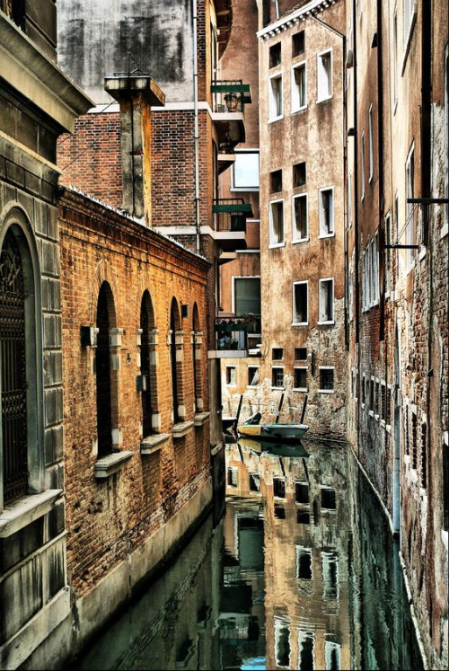 Venezia/Venice (photo by Joe DeLucia)