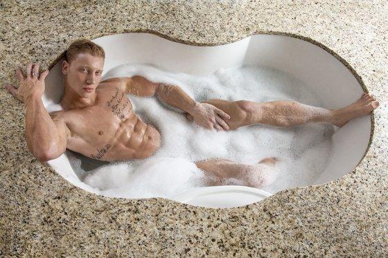 bath blond