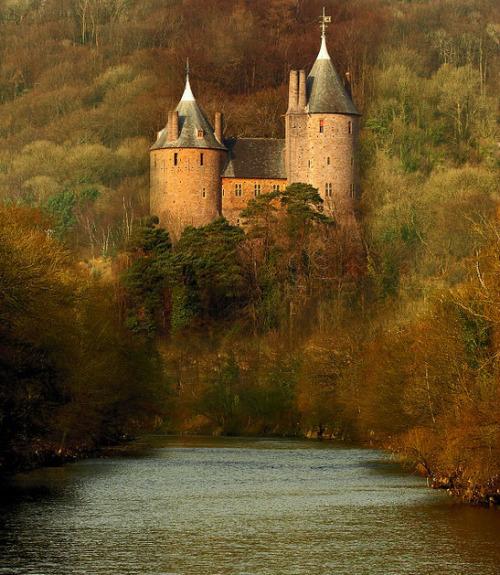 Castell Coch, Wales, by RaymondKing