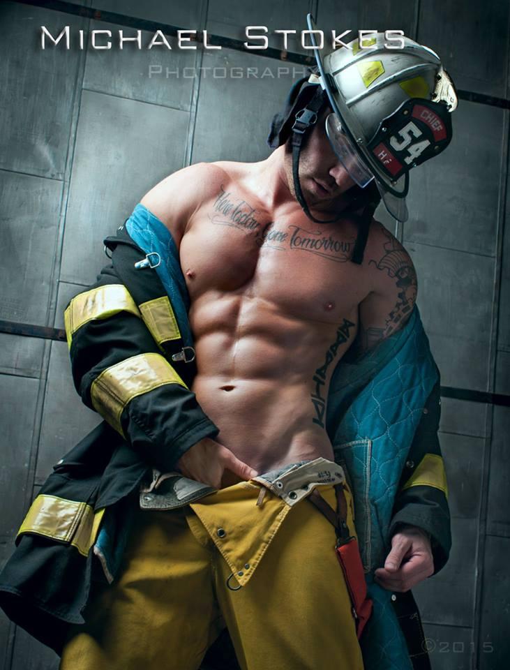 Fireman by MichaelStokes