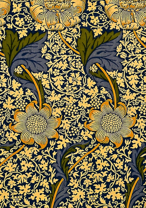 William Morris print
