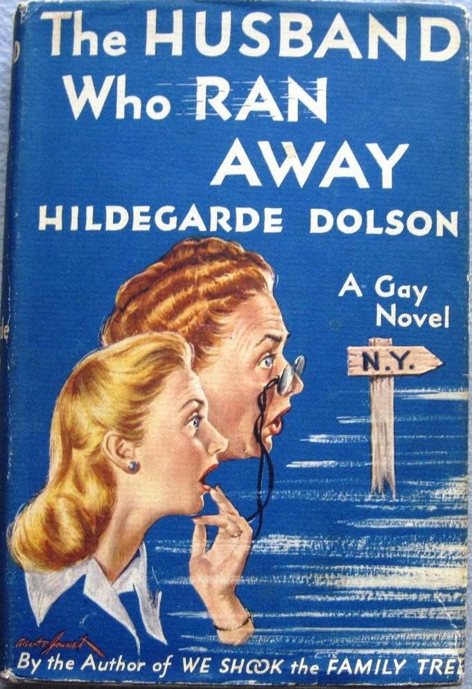 The Husband Who Ran Away, A GayNovel