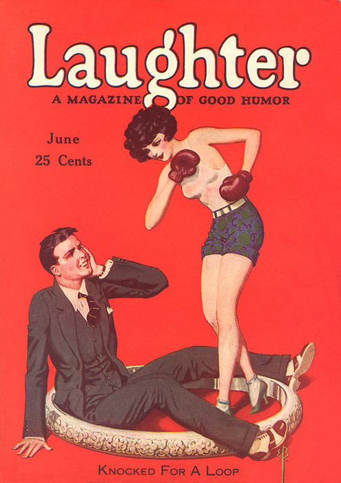 Laughter magazine, circa 1930