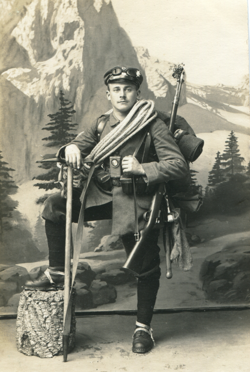 Vintage Mountaineer