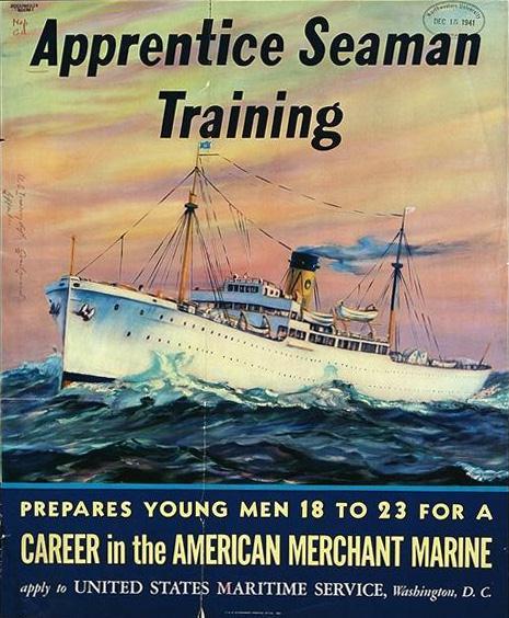 Be a seaman!