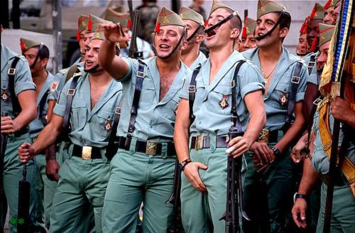 spanish legion 144