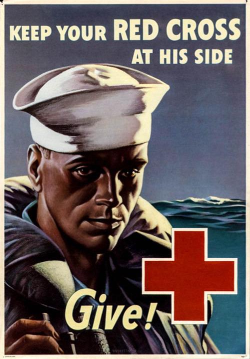 US Red Cross, WWIIera