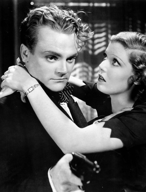 "James Cagney and Loretta Young in ""Taxi!"", 1932"