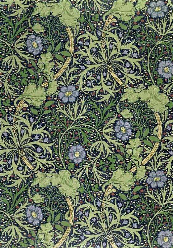 william morris 71281