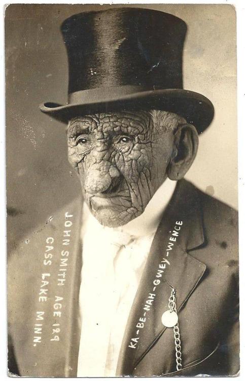 129 Year OldMan