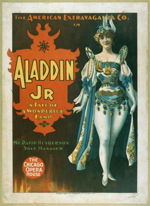 Aladdin Jr. at the Chicago Opera House