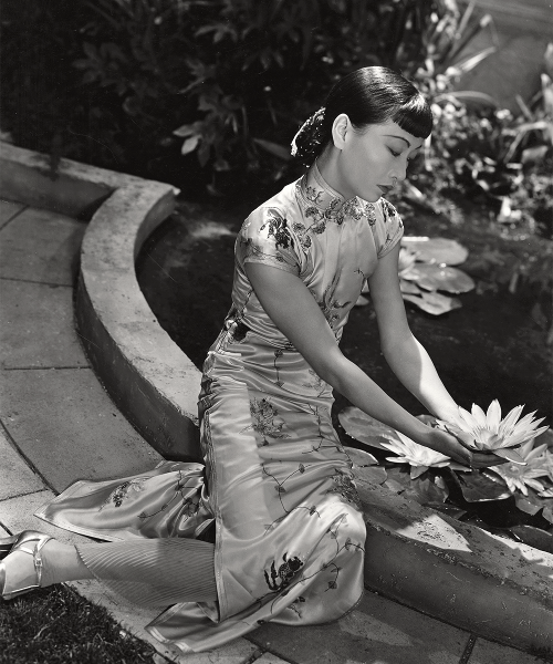 "Anna May Wong in ""Daughter of Shanghai"", 1937"