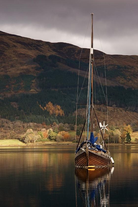 boat-calm