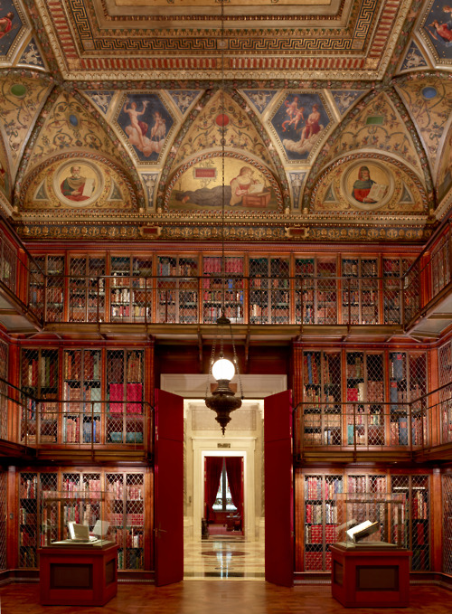 Pierpont Morgan Library, NYC