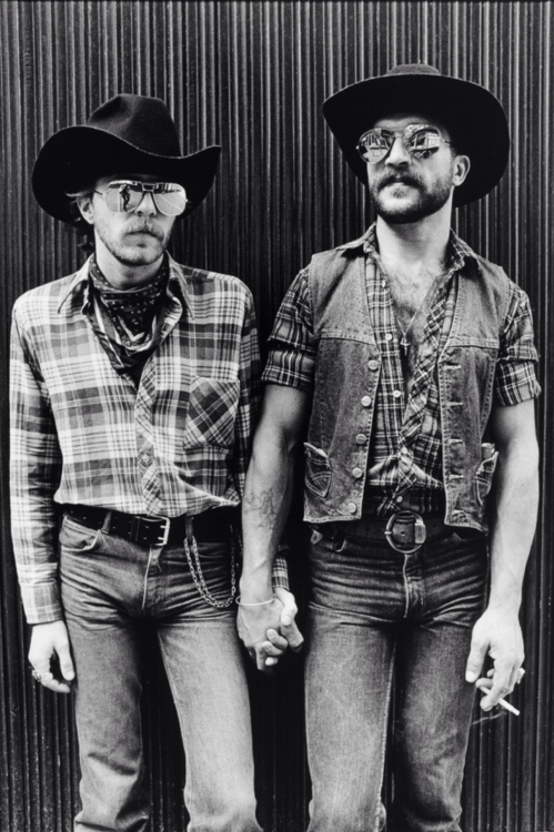 That 1970s gay cowboy look