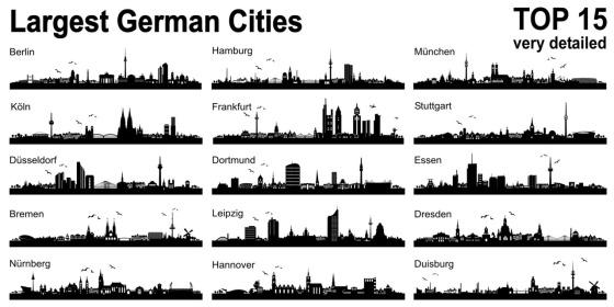 german-cities