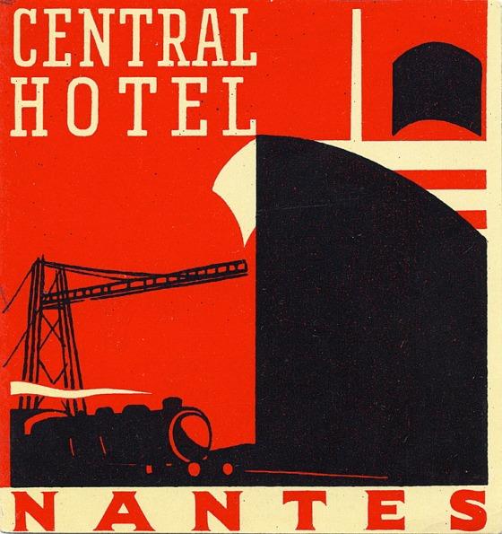 hotel central nantes