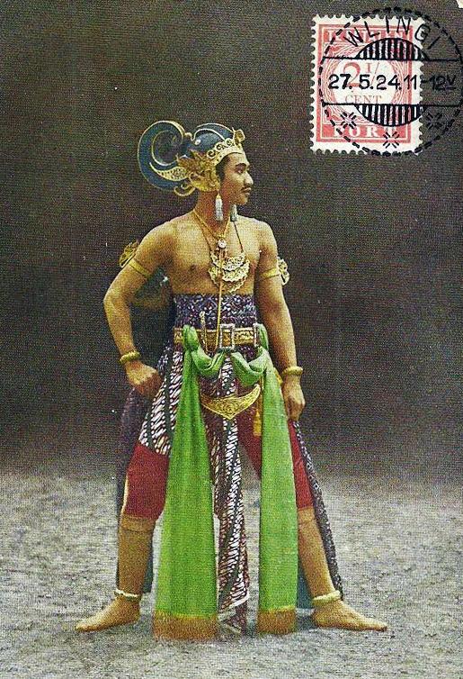 indonesia-wajang-wong-dancer-1924