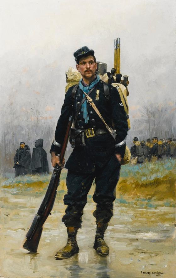 infanterie-de-lignet-et-genie-edouard-detaille
