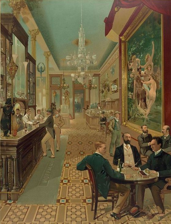 interior-view-of-the-hoffman-house-bar