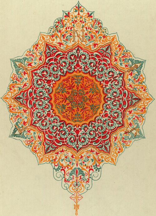 islamic-art-al-hambra-sketches