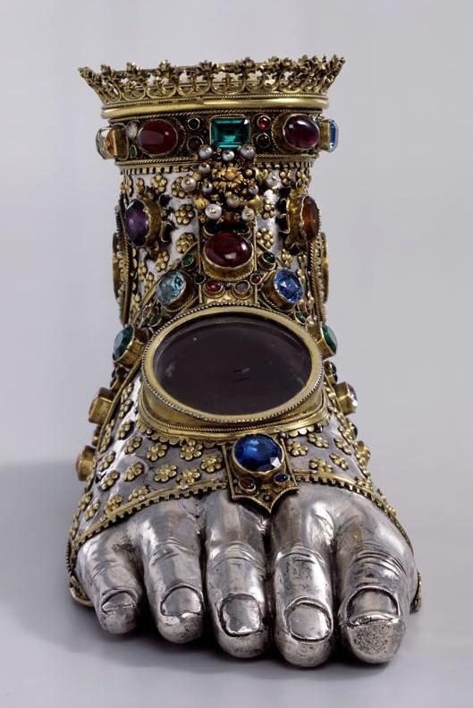 jewel-foot