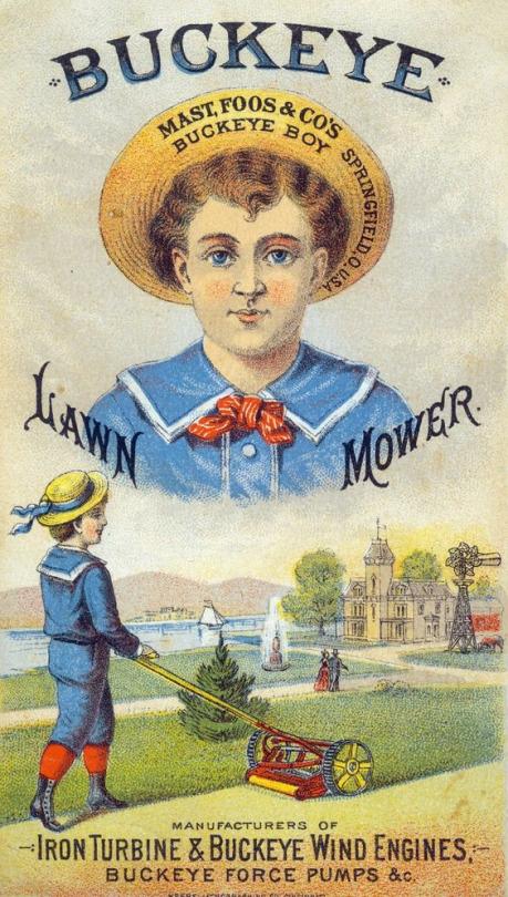 lawnmower 540