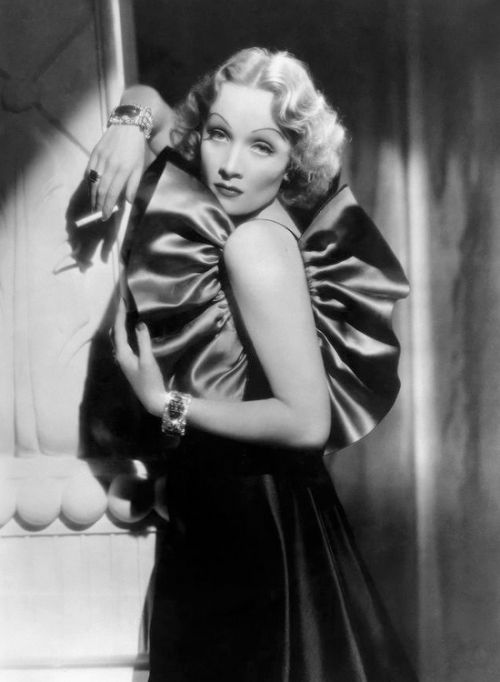 Marlene Dietrich, darlings