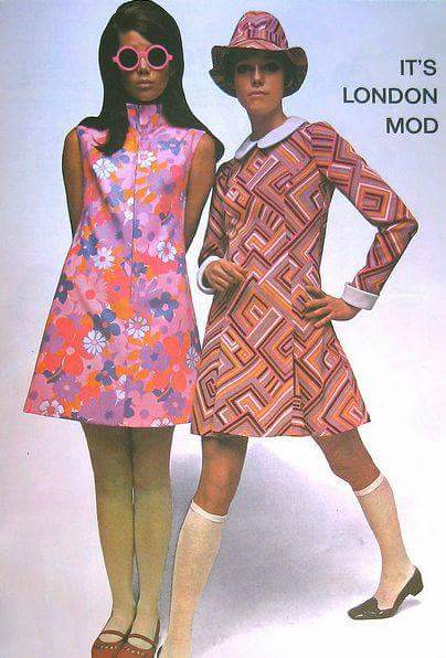 London Mod, 1960s