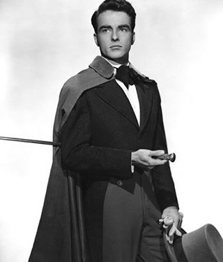 """Montgomery Clift in """"The Heiress"""",1949"""