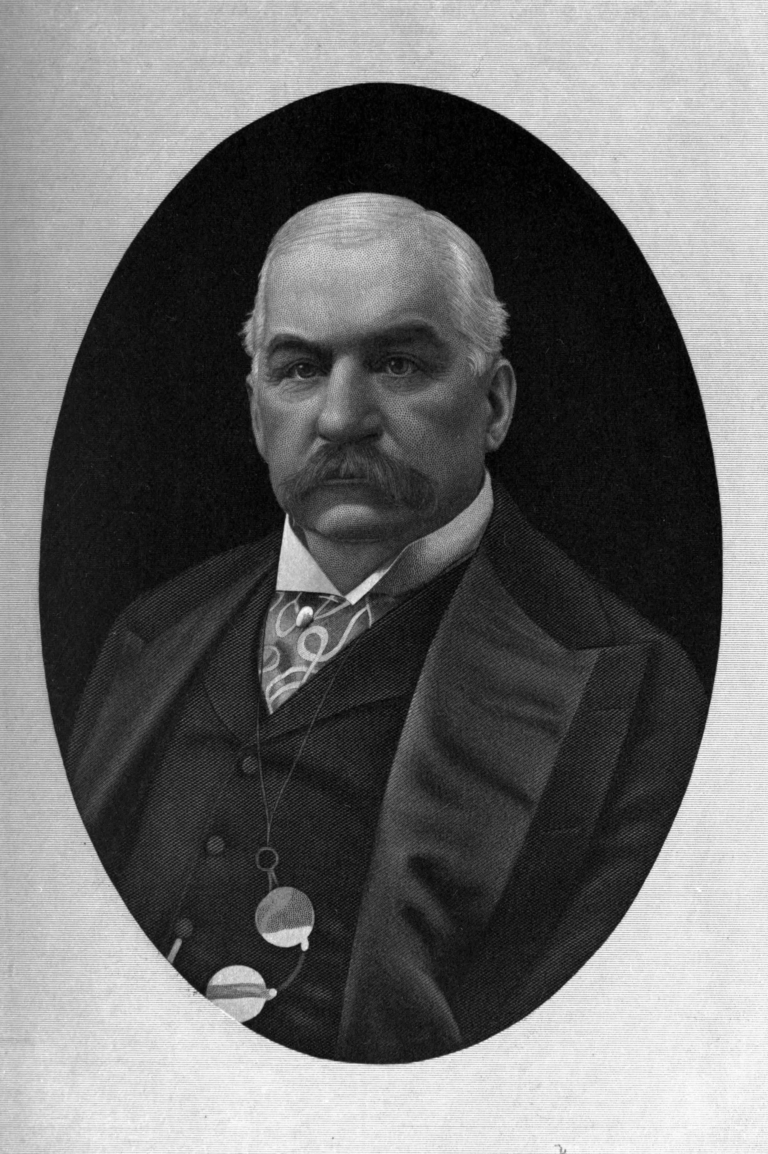 J. Pierpont Morgan, Robber Baron and Philanthropist