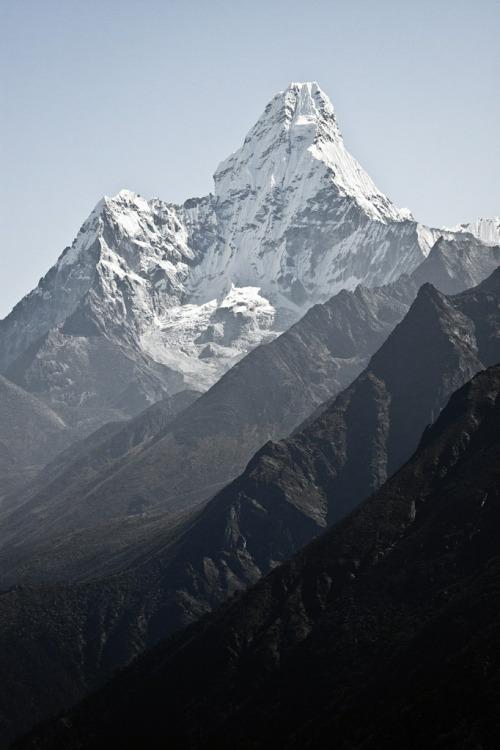 Himalaya Mountains inNepal