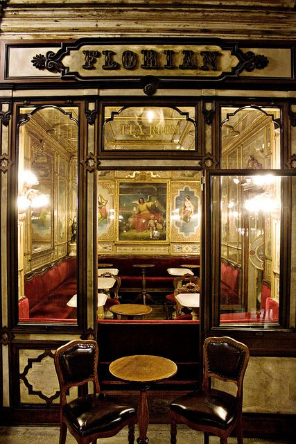 Cafe Florian, Paris