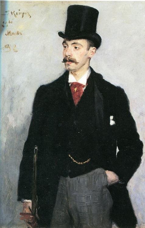 peder-severin-kroyer-portrait-of-aage-hirschsprung-1892