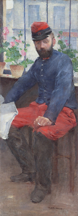 red-pantaloons