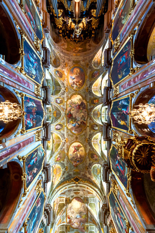 Details from a cathedral in Austria