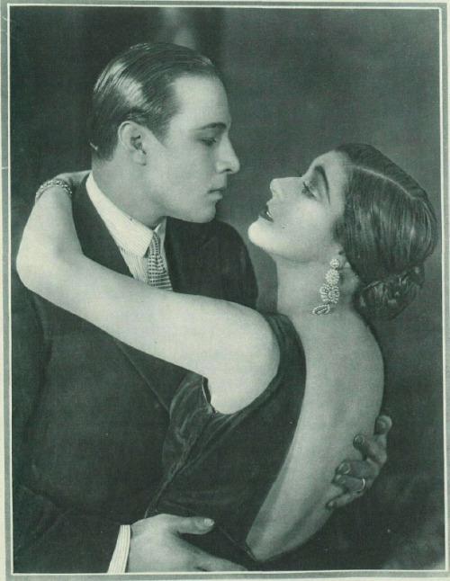 Rudolph Valentino and NitaNaldi