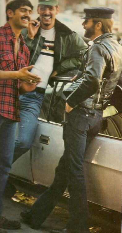 San Francisco, 1970s