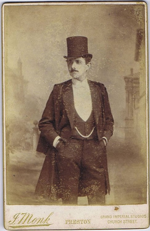 STACHE AND TOP HAT 03