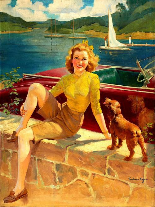 Summertime, 1930s
