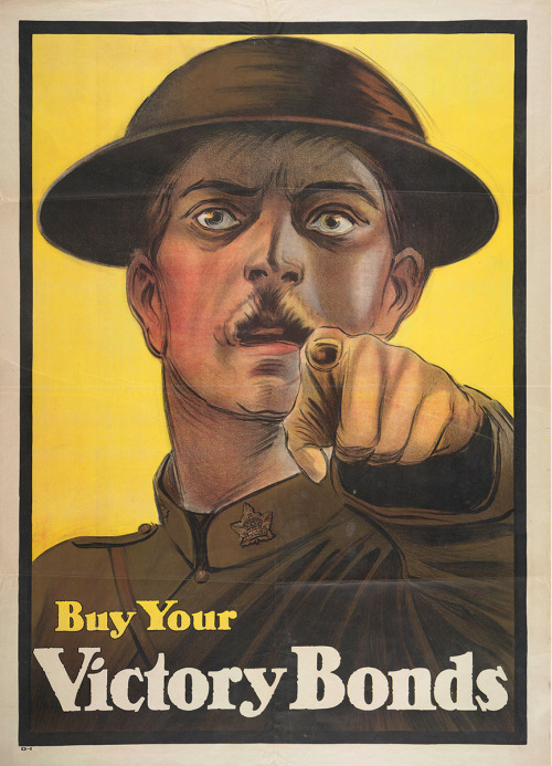 Buy Victory Bonds, UK, WWI
