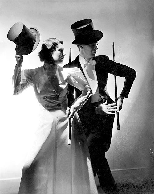 Vilma and Buddy Ebsen, ca. 1934