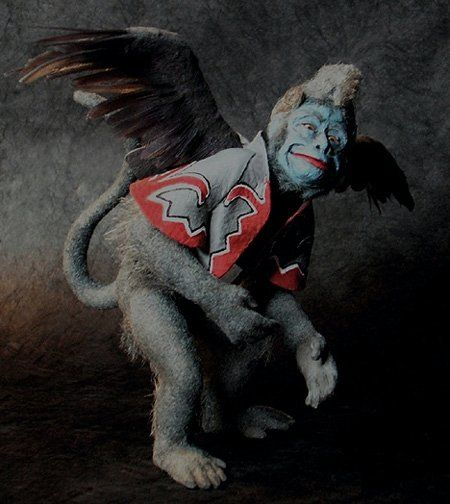 "Flying Monkey from ""The Wizard of Oz"""