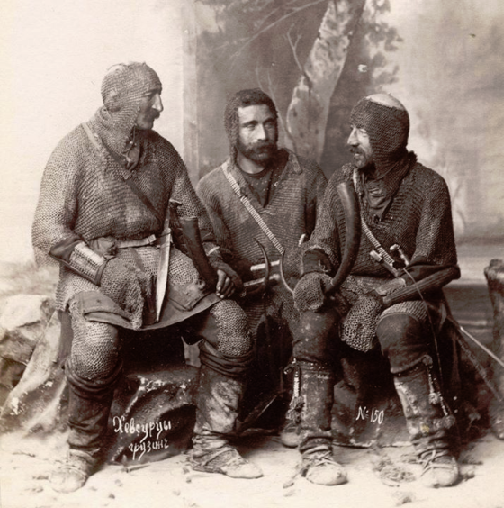 19th-century-georgian-tribe-of-hevrusians