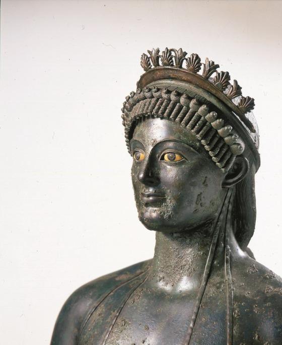 bronzo, cm 128, inv. 22924