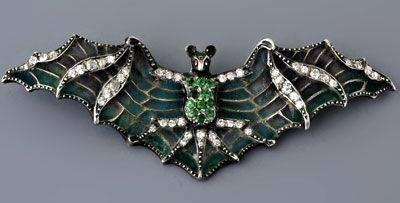 bat-brooch