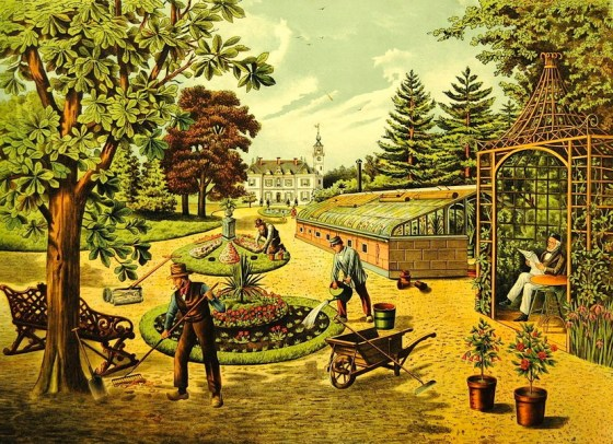 garden-germany-1800s