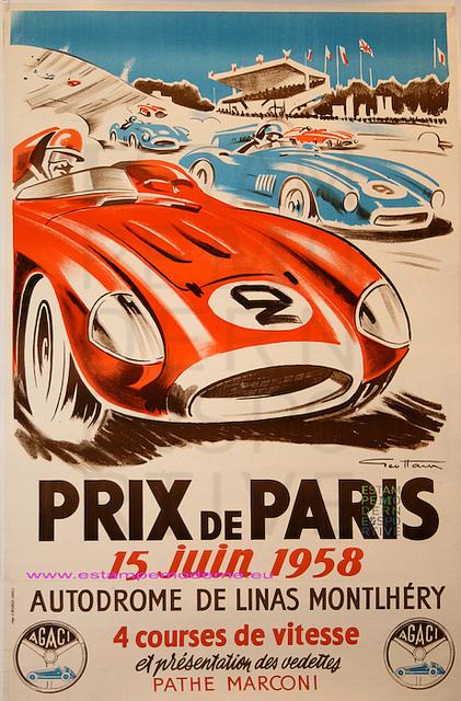 www.estampemoderne.eu Affiche Ancienne Vintage Poster