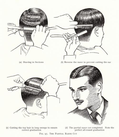 haircut-donat